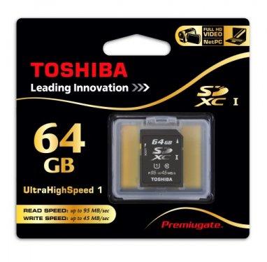 Toshiba SDXC 64GB
