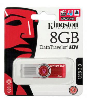 Kingston (DT101G2) 8G